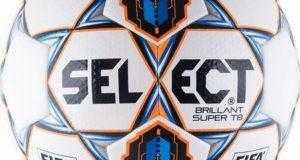 Футбольная форма и мячи Select